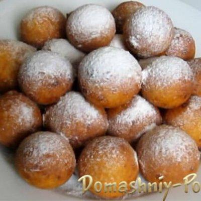 Классические пончики на дрожжах на сайте Домашний повар