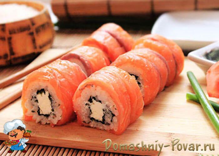 Постные роллы (суши-роллы) 6 рецептов с фото пошагово. Как 25